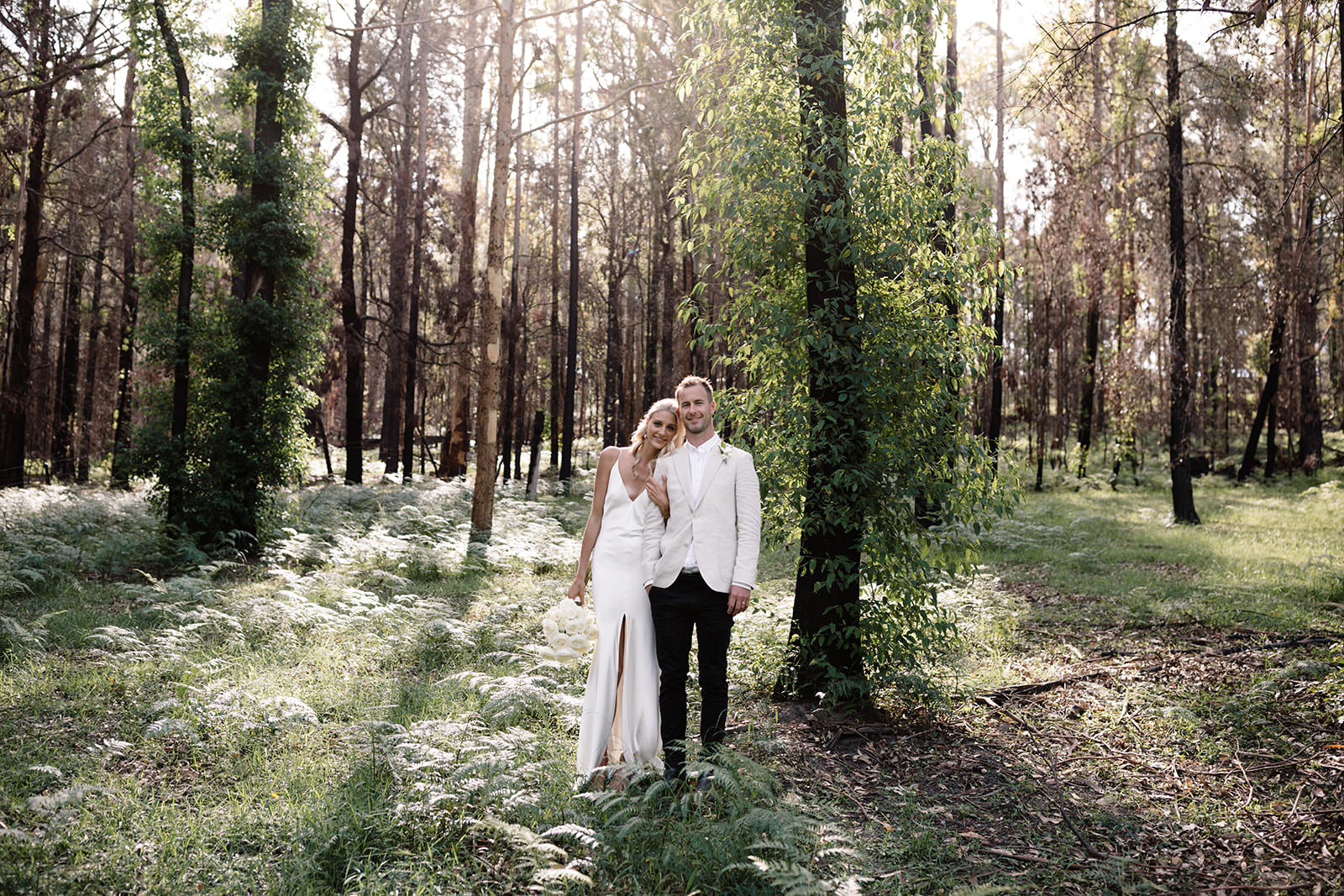 Wedding photo inspiration in the bush, Bawley NSW