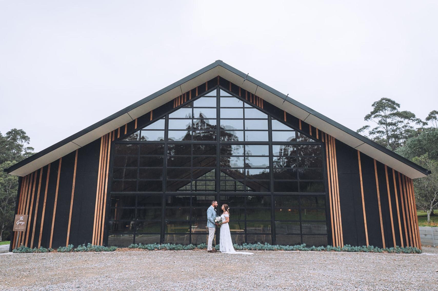 Industrial Warehouse wedding venue